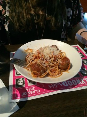 Planet Hollywood : Meatballs