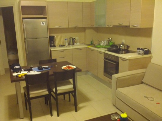 Plakias Resort: кухня
