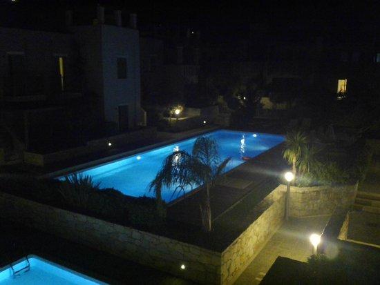 Plakias Resort: вид с балкона из другой комнаты