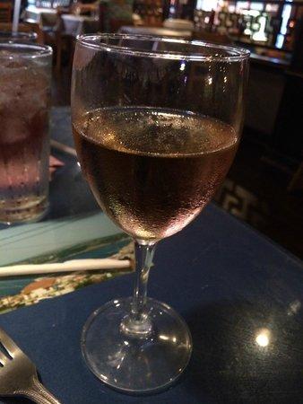 olive oil: Samos dessert wine....yummy!