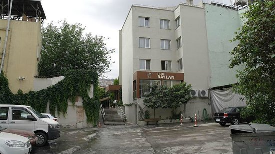Hotel Baylan : Отель