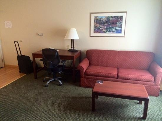 Homewood Suites Dallas - DFW Airport N - Grapevine : Family Room