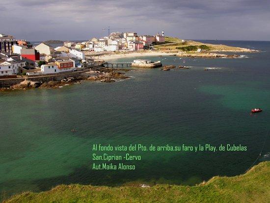 Cervo, Spain: Vistas al Faro