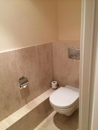 Régent Contades : Salle de bain Suite Junior