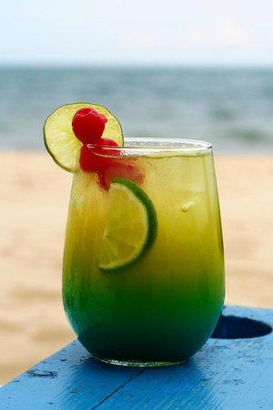 Tipsy Tuna : Rainforest Drink