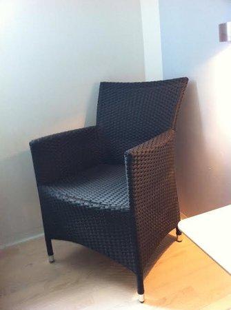 CABINN Metro: good armchair??