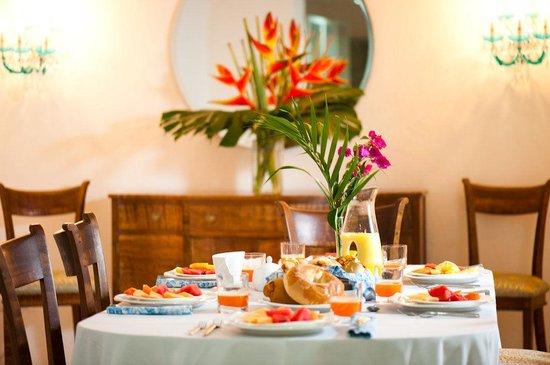 Hotel Aguamarina: Restaurante