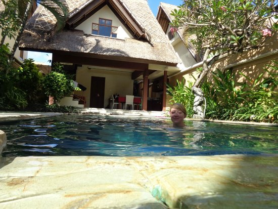 Mutiara Bali Boutique Resort & Villas: Villa