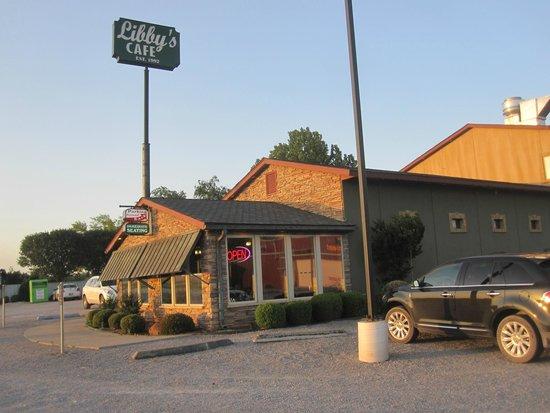Libby's Cafe Goldsby, Oklahoma
