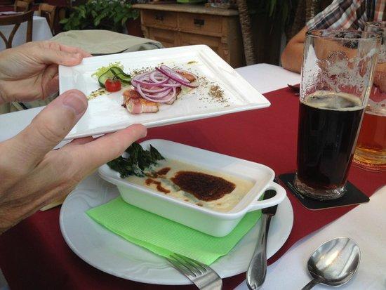 U Andela: Appetizers
