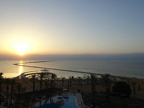 Leonardo Club Dead Sea Hotel : Sunrise