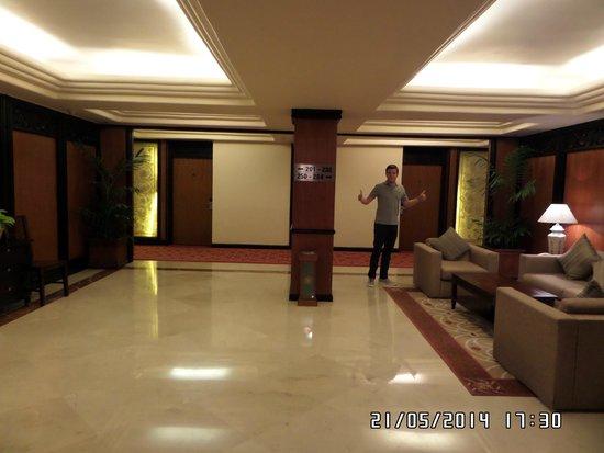 Taj Samudra Colombo : Lobby by room