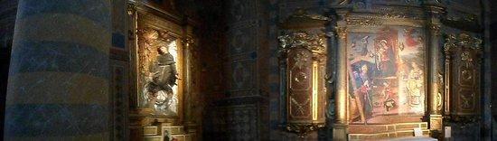 Chiesa di Sant'Andrea: opera del Pinturicchio
