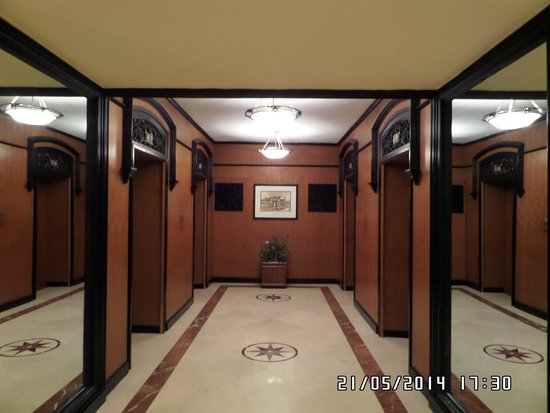 Taj Samudra Colombo : Lobby by lifts
