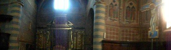 Chiesa di Sant'Andrea: Crocifisso attribuito a Giotto