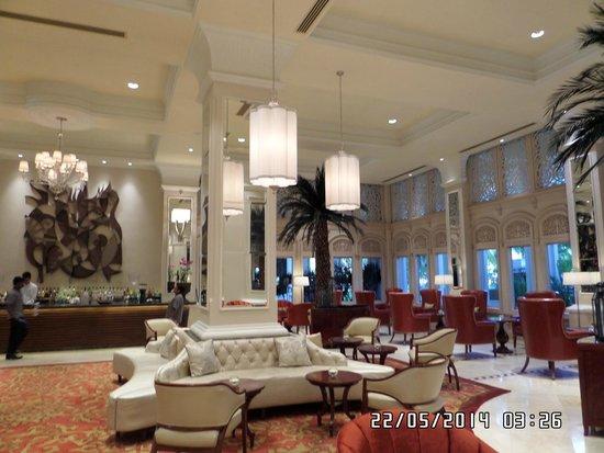 Taj Samudra Colombo : Lobby