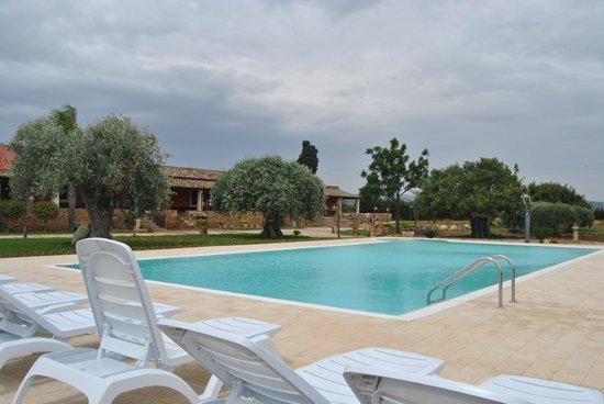 Agriturismo Sant'Elia: piscina