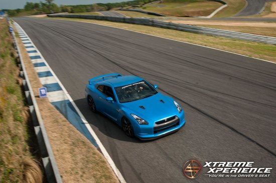 Choose Your Supercar To Drive On The Racetrack Picture Of Xtreme