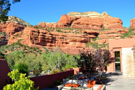 Enchantment Resort : Surrounded by Boynton Canyon