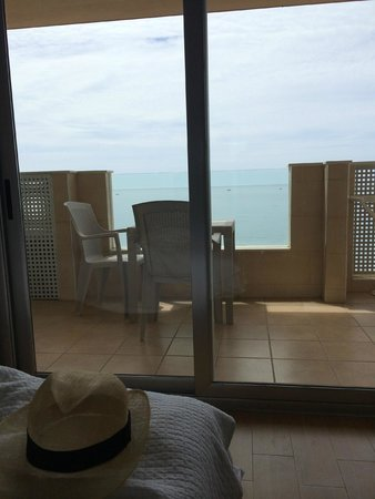Vega Sol Playa: View from the master bedroom