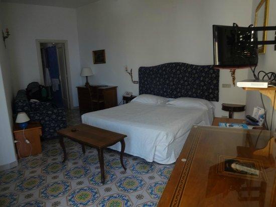 Hotel Savoia: Quarto 401 - ótimo!