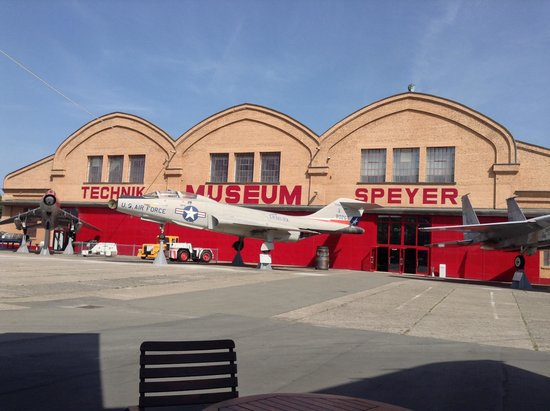 Technik-Museum Speyer: Technik Museum, Speyer
