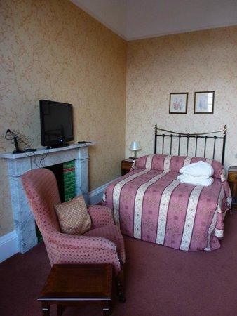 Adria House : The room