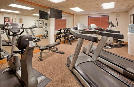 Holiday Inn Express Columbus: Fitness center