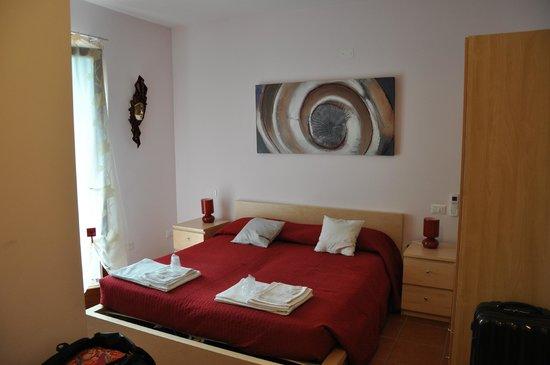 Casa Rosso Veneziano: Zimmer
