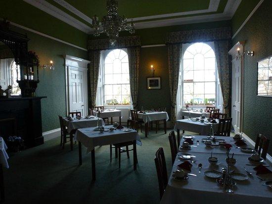 Adria House : Breakfast area