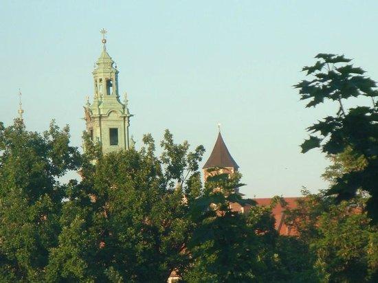 Novotel Krakow Centrum: View from the room
