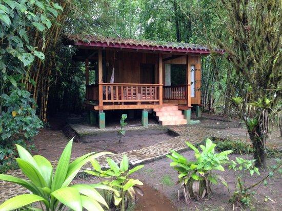 Kumbha Mela: esta es la cabana en la que me hospede