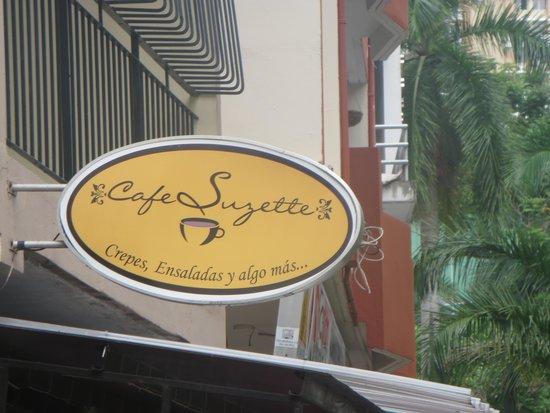 Hotel Principe & Suites : World's bestcafe con leche around the corner