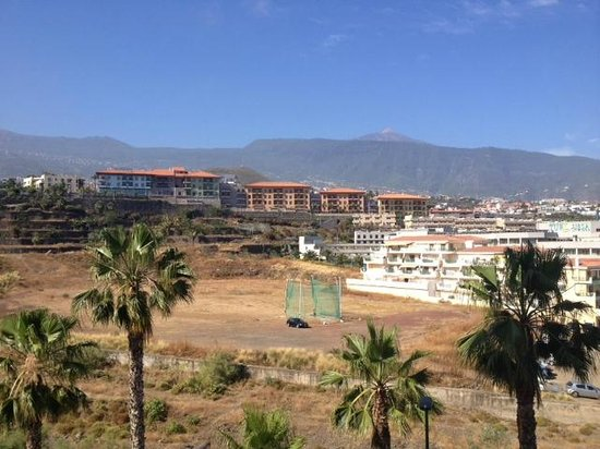 Be Live Adults Only Tenerife: View of running track from our room