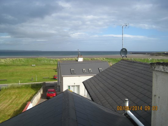 Ceol Na Mara: view from one of the rooms