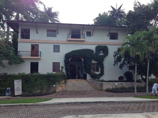 Hotel & Bungalows Mayaland : Entrance