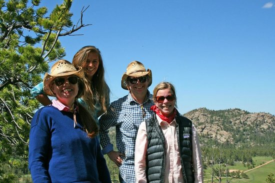 Sundance Trail Guest & Dude Ranch: Top of the World
