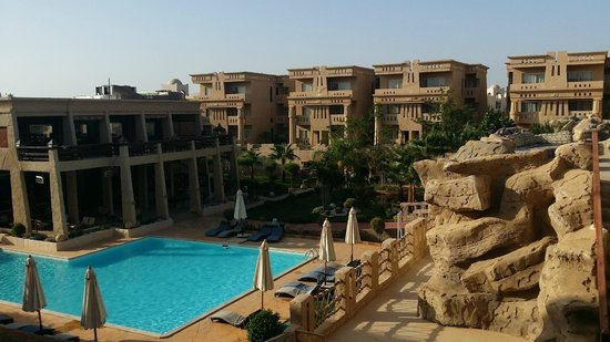 El Hayat Sharm Resort : room view