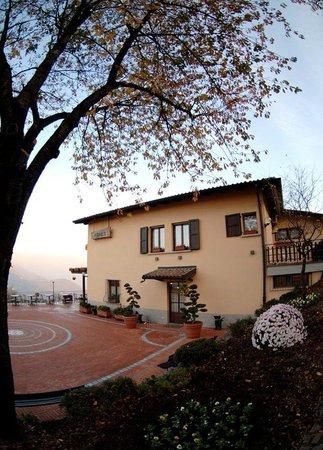Ponteranica, Italia: Ingresso