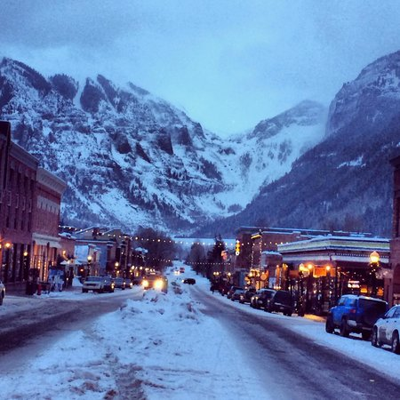 Mountain Lodge Telluride, A Noble House Resort: The Town of Telluride