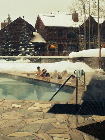Mountain Lodge Telluride, A Noble House Resort: Pool and Hot Tub