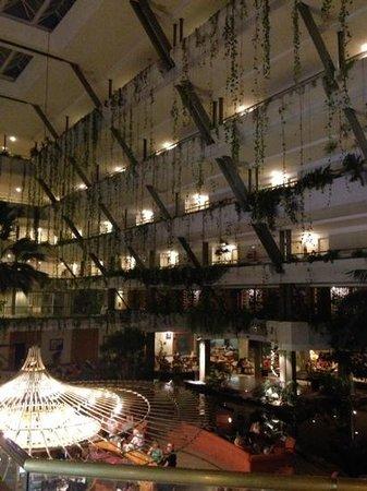 Hotel Grand Teguise Playa: hotel lobby
