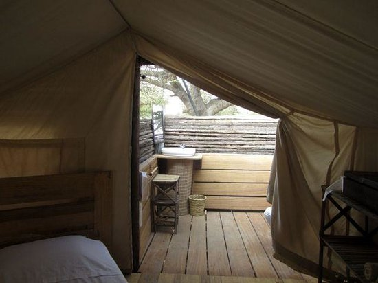 Campement Lodge Ocean & Savane: tent
