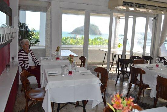 Pousada Do Sol : Restaurante.