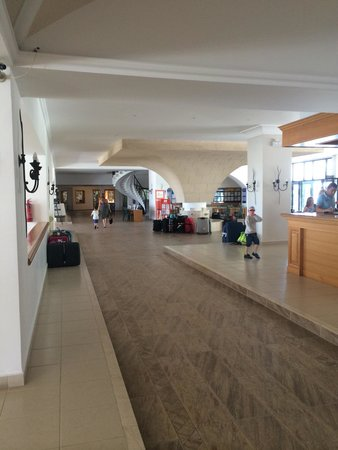 Mitsis Norida Beach Hotel: Main reception area
