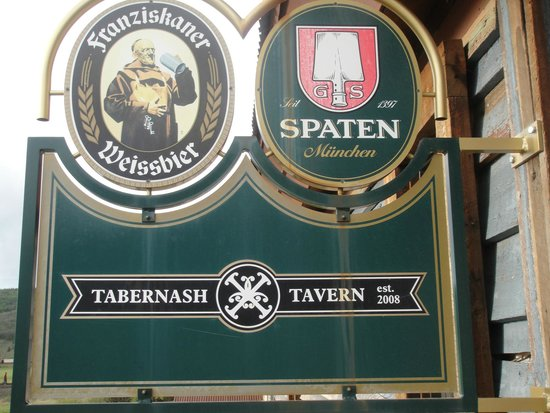 Tabernash Tavern : Delightful hole in the wall