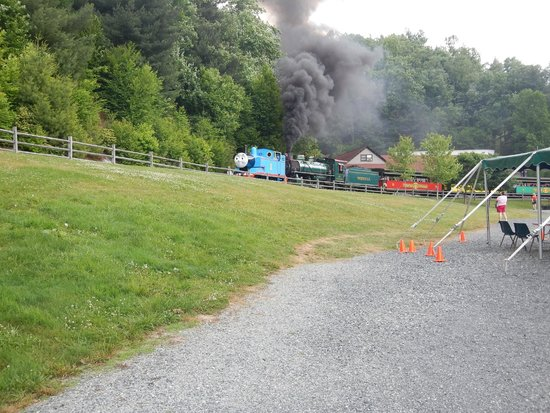Tweetsie Railroad : Thomas Train Week