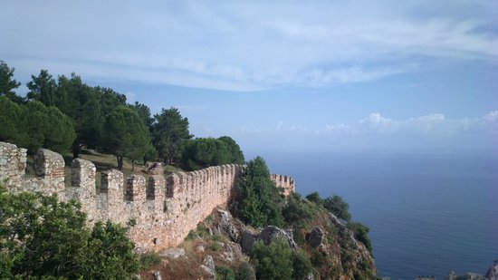 Alanya Kalesi (Castle): Castle of Alanya