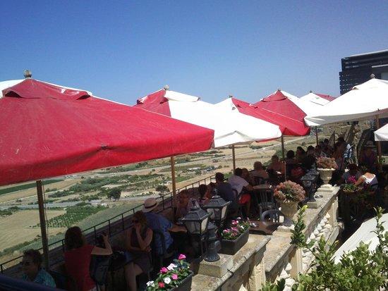Fontanella Tea Garden: vue panoramique