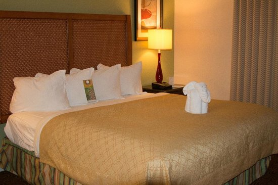 Hilton Grand Vacations at the Flamingo: King Bed